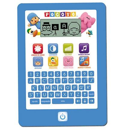 Mi tablet Pocoyó Bandai