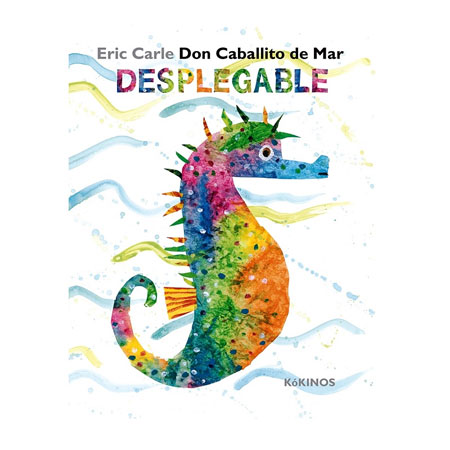 Don Caballito de Mar, cuento desplegable