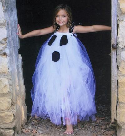 Fotos: Disfraces caseros de Halloween - Vestido de tul de