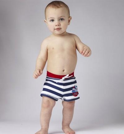 Ba adores para beb s 2013 al agua patos for Banadores para bebes piscina