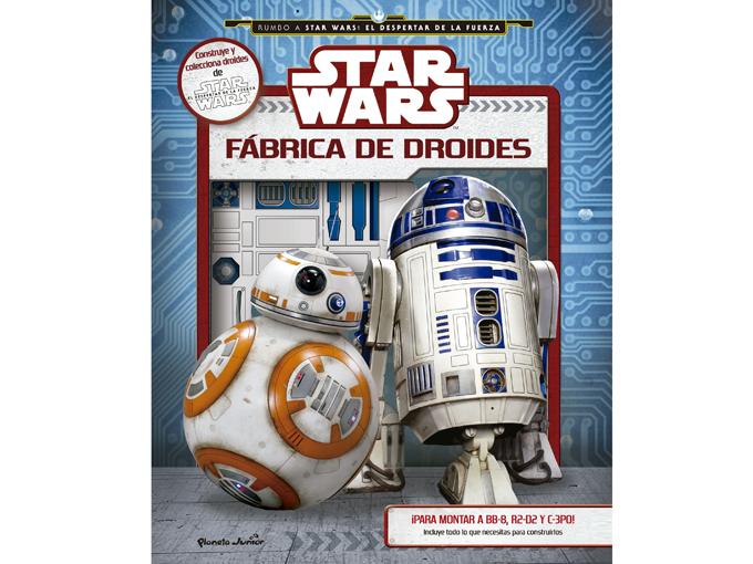 Star Wars. Fábrica de Droides