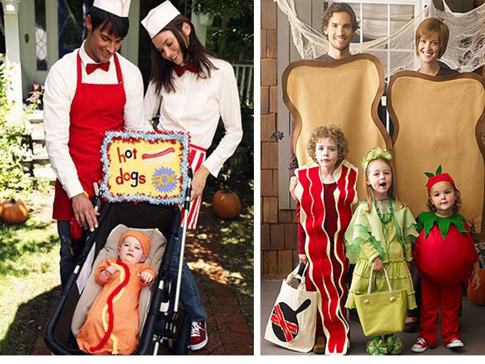 10 Disfraces infantiles para salir en familia