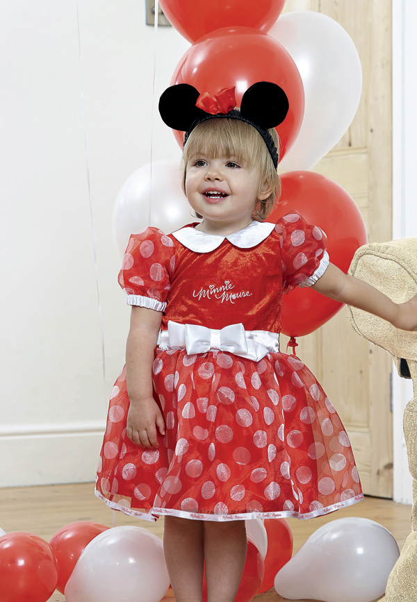 Disfrazarse de Minnie Mouse