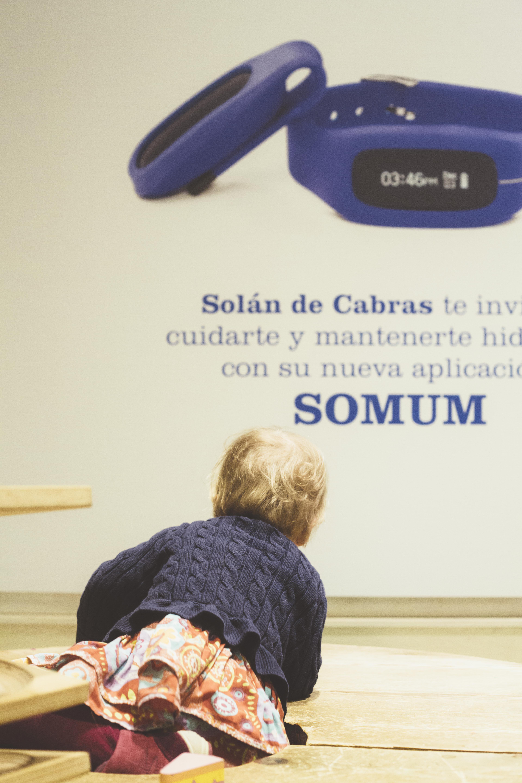 Funcionalidades principales de la pulsera SoMum
