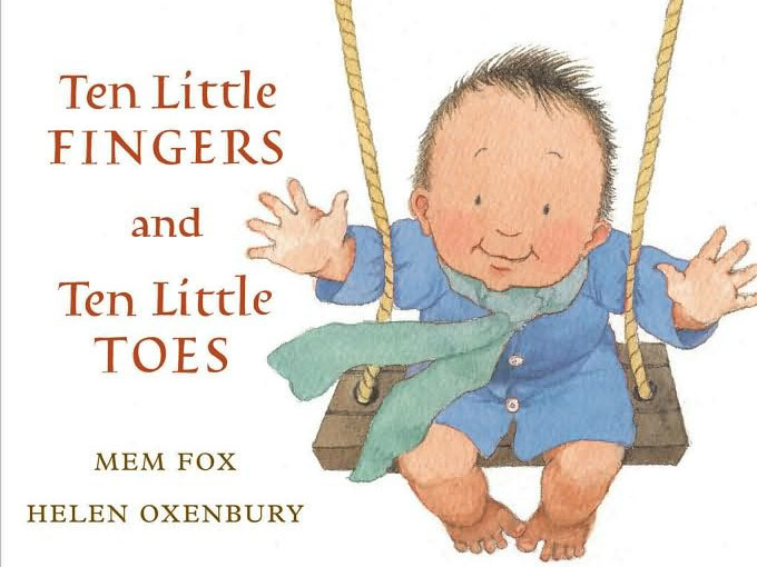 'Ten Little fingers and ten Little toes'
