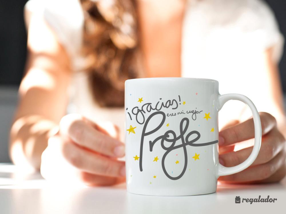 La taza para super profes