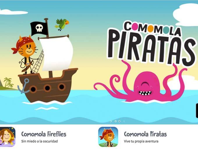 Comomola Piratas