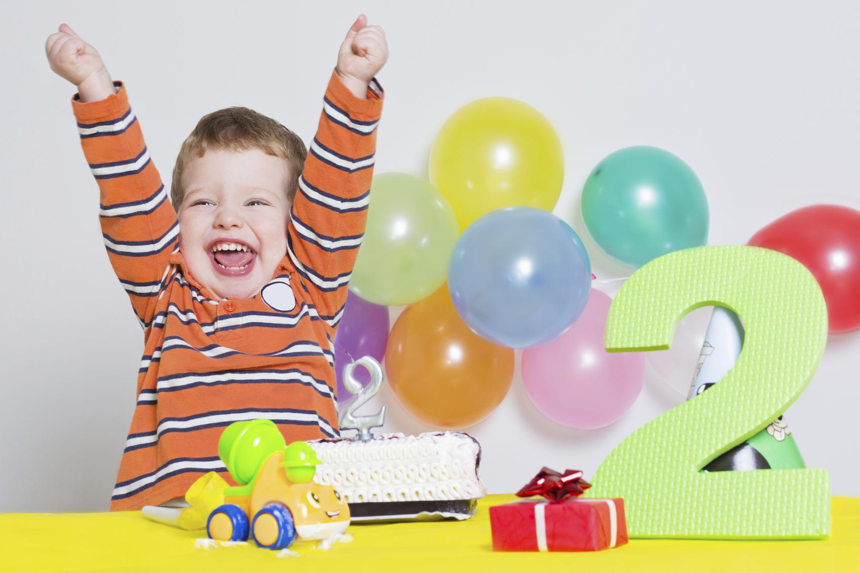 Lo que un niño de 2 años puede hacer solito