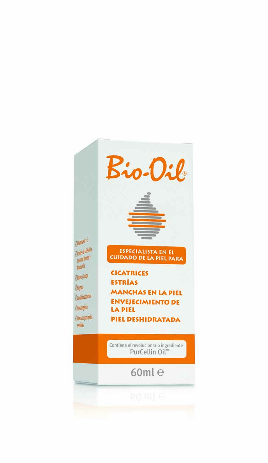 Aceite anti-estrías de Bio-Oil