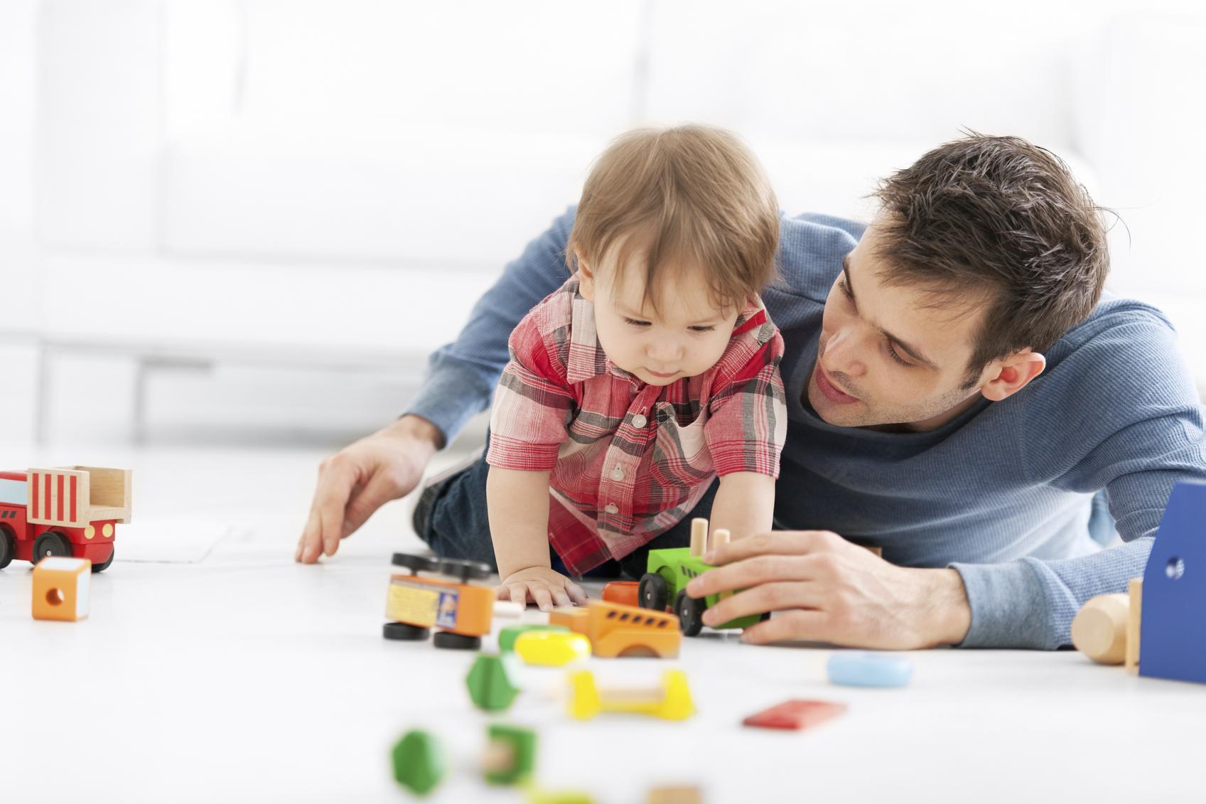 Juguetes para niños de 6 a 18 meses
