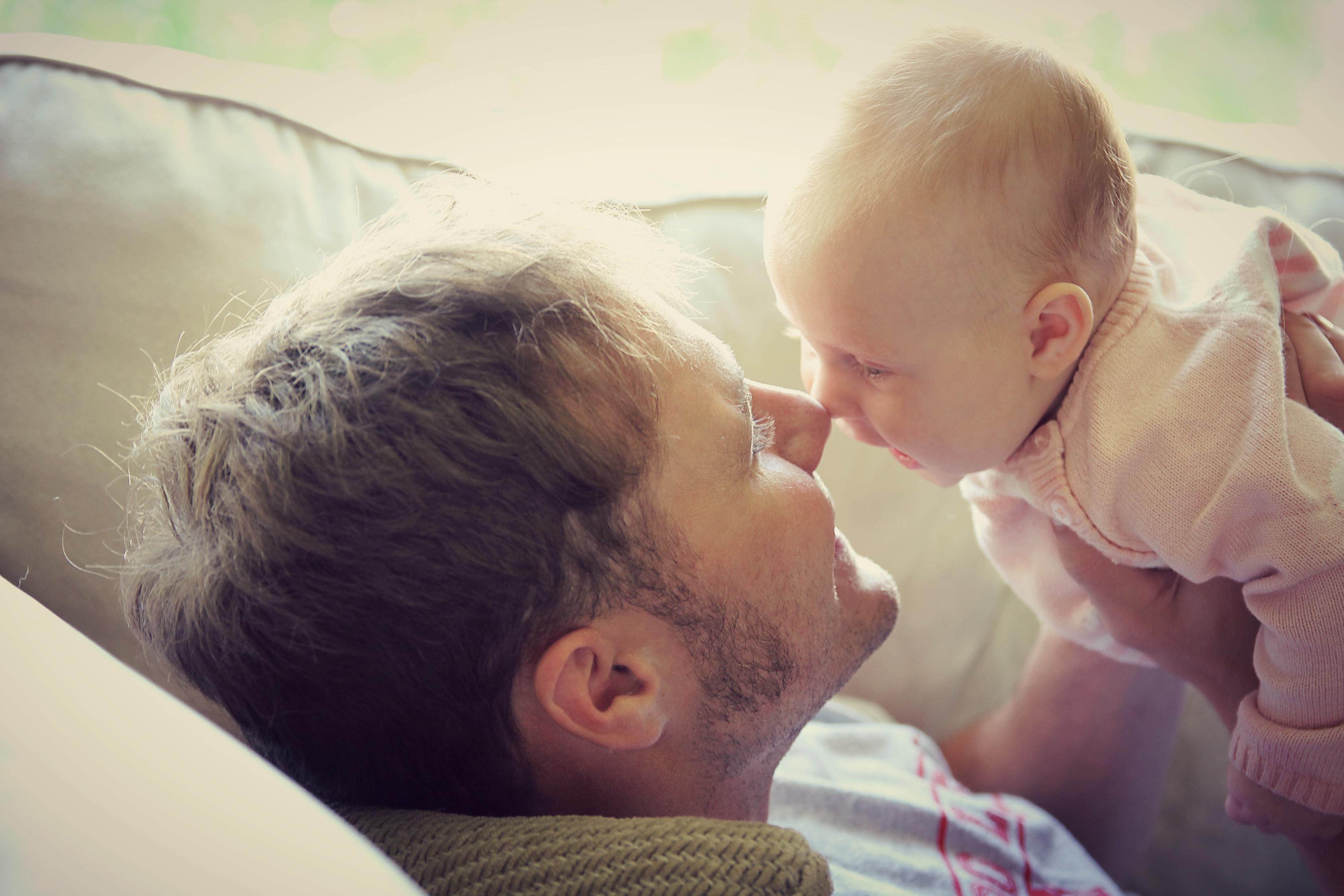 Cuentos para decirle 'te quiero' a papá