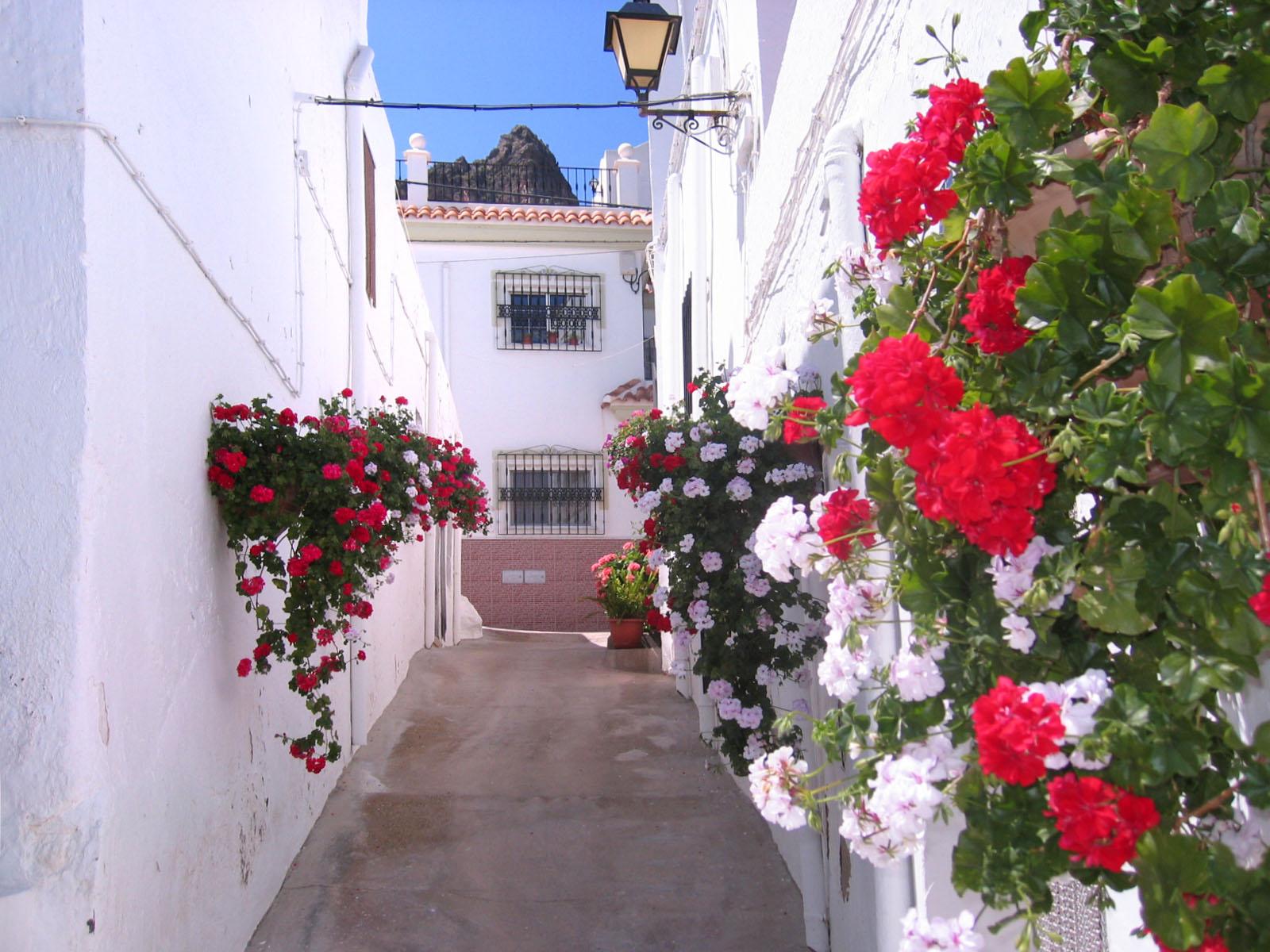Vacaciones con niños: 8 pueblos andaluces para viajar con niños
