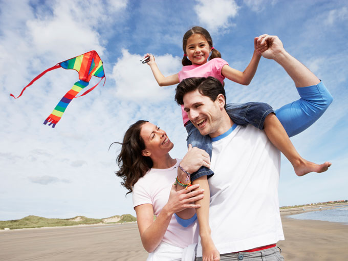 10 lugares para disfrutar de viajar con niños
