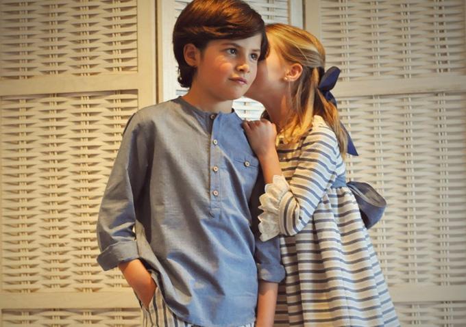 Moda infantil: Gansetes