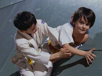 ¿Es el judo un deporte adecuado para mi hijo?