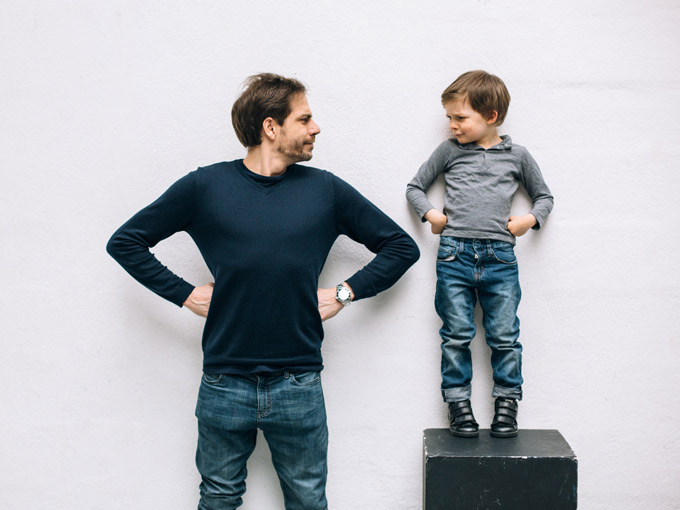 Adulto que busca adoptar padres