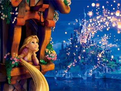 El récord de Rapunzel: ¡una trenza de pan y chocolate de 21 metros!