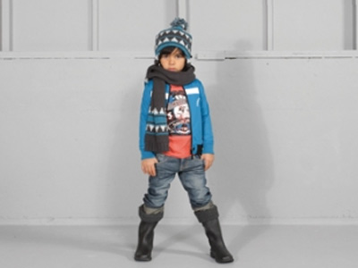 Moda infantil Invierno 2011. Tumble n Dry