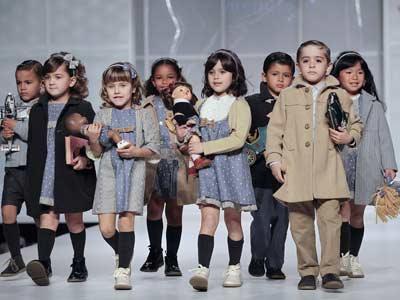Moda niños Otoño-Invierno 2011/12: las tendencias del FIMI