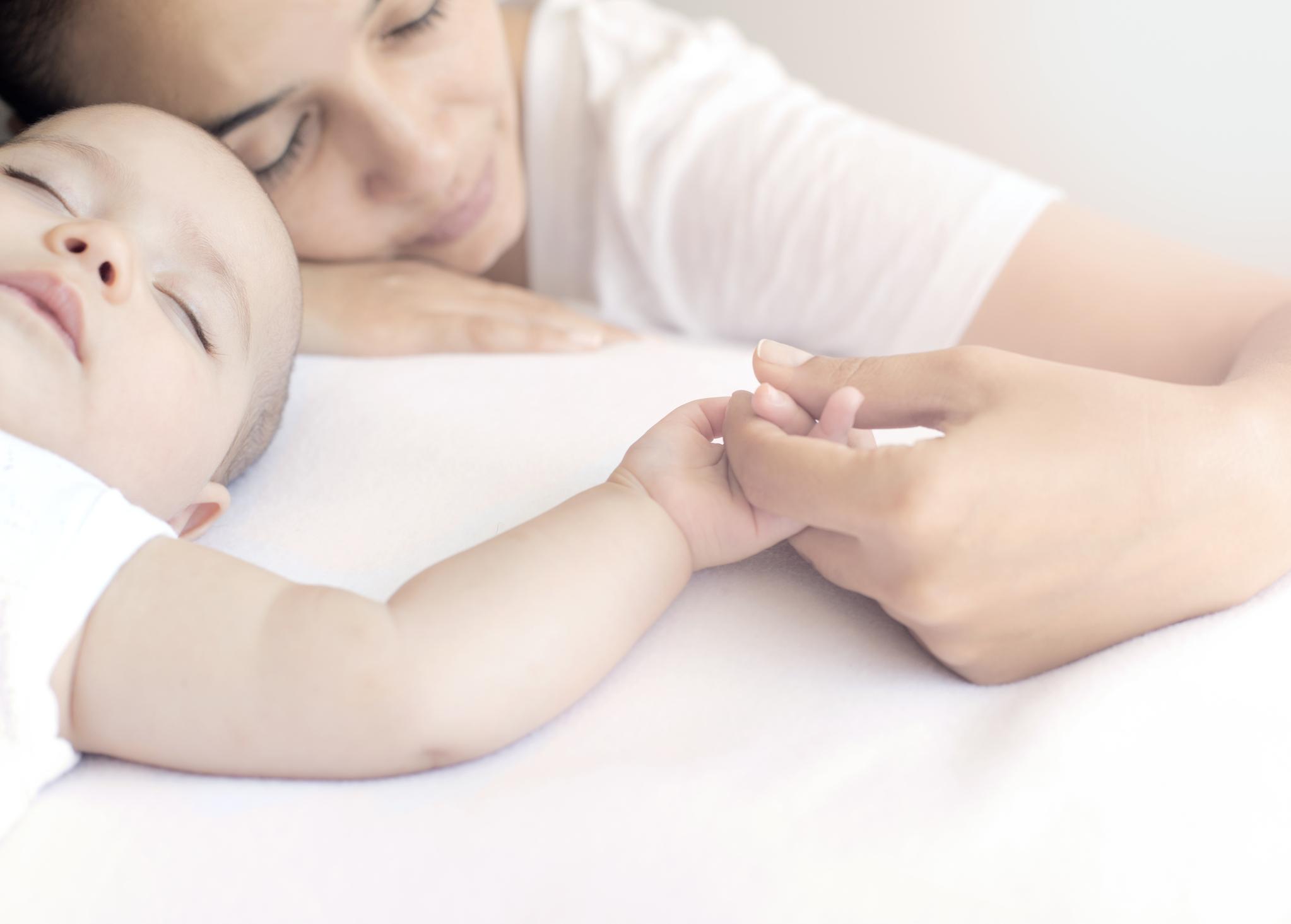 Cómo dormir al bebé: hora ideal, método, despertares nocturnos...