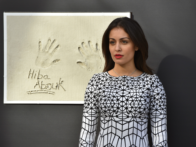 Hiba Abouk se sincera sobre la maternidad