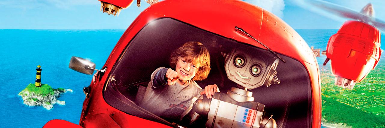 'Robby&Toby y el viaje fantástico', la película de aventuras para disfrutar en familia